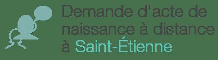 acte naissance saint etienne internet courrier