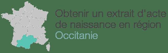 occitanie extrait acte naissance